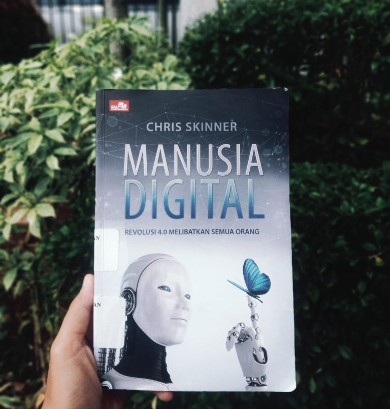 [Book review] Manusia Digital Revolusi 4.0 Melibatkan Semua Orang